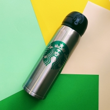 Термокружка STARBUCKS™ Green Steel 473 ml